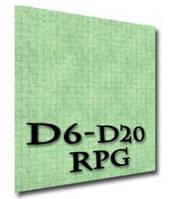 Игровое поле (коврик) для ролевых игр (зеленый) (Roleplaying game Battle flip-mat (green))