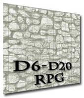 Игровое поле (коврик) для ролевых игр (камень) (Roleplaying game Battle flip-mat (rock))