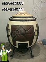Восточная керамическая печь, тандыр исполнение 12 (106 см.)