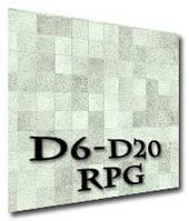 Игровое поле (коврик) для ролевых игр (подземелье 2) (Roleplaying game Battle dungeon flip-mat 2)