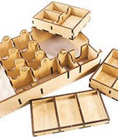 Каркассон: Органайзер (Carcassonne Organizer) настольная игра