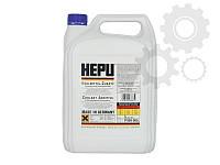 Антифриз (синий) 5L G11 (1:1= -38°C) Hepu