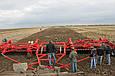 Короткая дисковая борона-лущильник ДУКАТ ДЛМ-16 Лозовские машины, фото 3