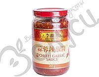 Соус Lee Kum Kee Сhilli garlic / Чили чеснок 368 г.