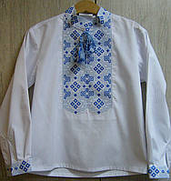 "Вышиванка для мальчика  ""Бурштин"" ( арт. BX1-436.0.7 )"