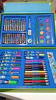 "Набор художника для рисования в кейсе, 68 предмтов ""Ли-тачки "",300*210*40мм"