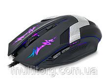 Мышка REAL-EL RM-510 Gaming игровая с подсветкой