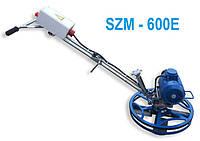 Однороторная затирочная машина вертолет SPEKTRUM SZM-600E электрическая