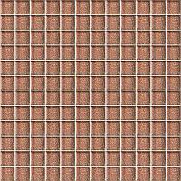 Мозаика SABRO Brown стеклянная парча 29,8 x 29,8 см PARADYZ