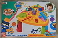 Детский набор для лепки 30 деталей, возраст 3+, в коробке 60*40*8 см