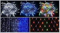 Новогодняя гирлянда на 100 светодиодов