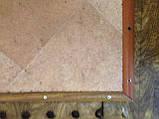 Рифленый профиль 30х3 мм цветной (2.7м), фото 3