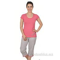 Женский домашний костюм Sabrina 51375 розовый XXL