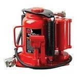 Домкрат бутылочный пневмо-гидравлический 30т 250-405 мм Torin