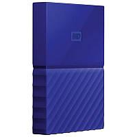 "Внешний жесткий диск HDD ext 2.5"" USB 2.0TB WD My Passport Blue (WDBYFT0020BBL-WESN)"