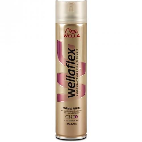 Лак для волосся Wellaflex Form & Finish 400 мл
