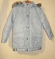Куртка детская зимняя Induyco, Размер 140-152 см. (10 лет).