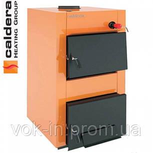 Котел твердотопливный стальной Caldera Caltherm C CT 35  (35 кВт), фото 2