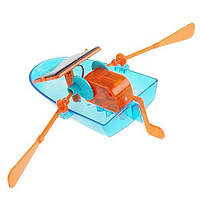 Конструктор-Лодка на солнечных батар. (48 шт/ящ)в кор.