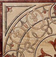 Декор Roseton Agora Rosso 450x450 мм STN Ceramica