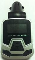 Автомобильный FM-модулятор YC-200, фм трансмиттер модулятор