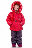 Комбинезон зимний для девочек