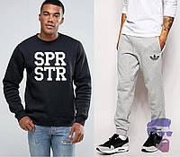 Костюм спортивный мужской Adidas SPR STR Адидас