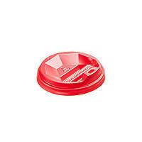 Крышка ТОППЛАСТ К-80 (красная) 50шт уп  50уп/ящ (под 340 ст)