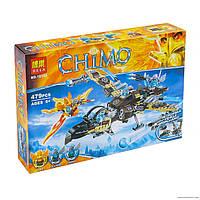 "Конструктор Chimo аналог (LEGO Chima) ""Истребитель Валтрикса"""