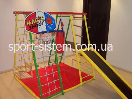 Детский развивающий спорткомплекс для дома