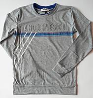 Тонкий подростковый свитер для мальчиков р-р 140-176 см
