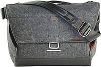 """Сумка для DSLR-камеры и ноутбука 13"""" Peak Design The Everyday Messenger BS-13-BL-1 серая"""