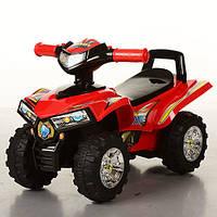 Машинка-каталка Baby Mix HZ-551-3, красная