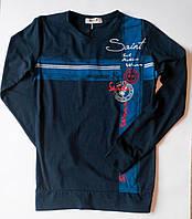 Тонкий подростковый свитер BOLD для мальчиков р-р 140-176 см