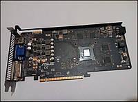 Не рабочая видеокарта ASUS 6670 EAH6770/2DI/1GD5