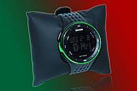 Электронные наручные часы Skmei 1219 зеленый
