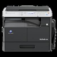 KONICA MINOLTA bizhub 266 (сет. принтер/копир/сканер)
