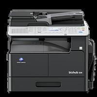 KONICA MINOLTA bizhub 306 (сет. принтер/копир/сканер)