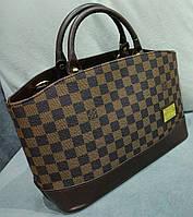 Сумка Louis Vuitton Луи Виттон коричневая