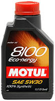 Масло моторное Motul ECO-nergy 8100 5W30 1 литр