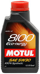 Масло моторное Motul ECO-nergy 8100 5W30 1 литр