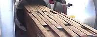 Установка для термообробки деревини