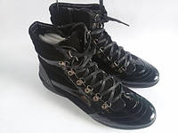 Мужские зимние ботинки Mat&Star Italy Замша