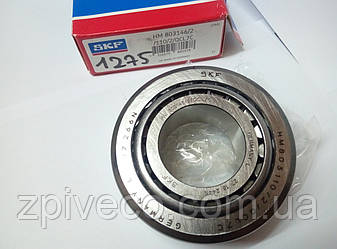 Подшипник хвостовика (41x89х30) IVECO      (HM803146/2/110/2/QCL/42471125), фото 2