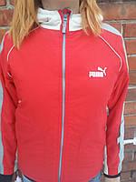 Куртка детская,женская подростковая Puma