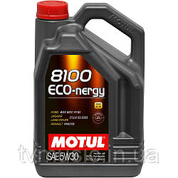 Масло моторное Motul ECO-nergy 8100 5W30 5 литров