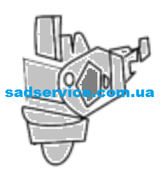 Карбюратор для двигателя AL-KO 160 FLA