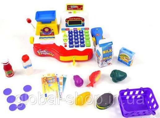 "Детский кассовый аппарат №7162 ""Мини касса"" от Play Smart"