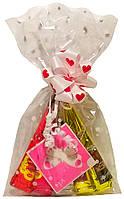 Подарочный набор Хна для тату (в пакетике с бантиком)