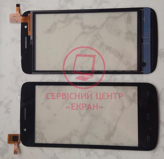 Prestigio Multiphone 5453 DUO сенсорний екран, тачскрін чорний
